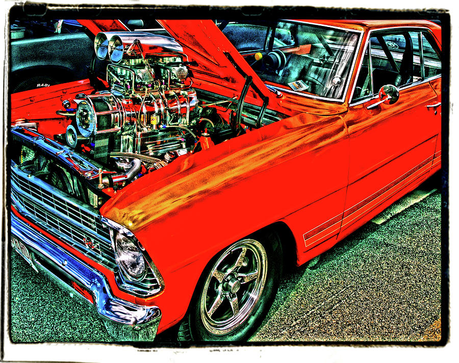 Classic Chevy by Bruce Gannon