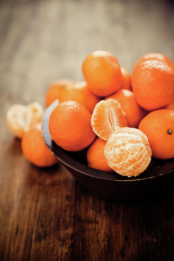 Clementines Photograph by Mmeemil
