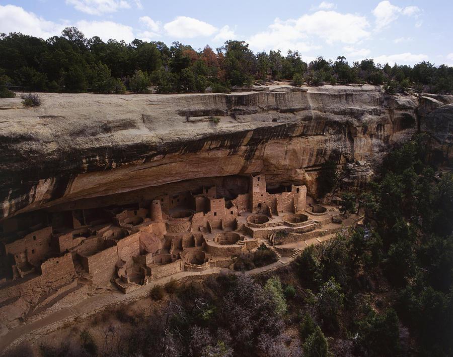 Cliff Palace, Mesa Verde National Park Photograph by James Gritz