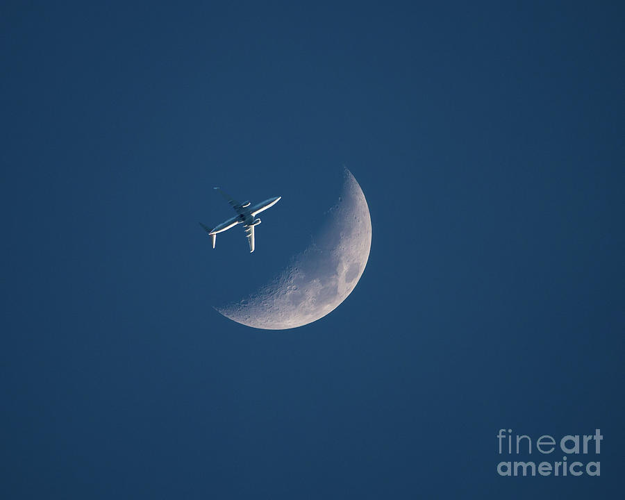 Close Encounter of the Lunar Kind by Kevin McCarthy