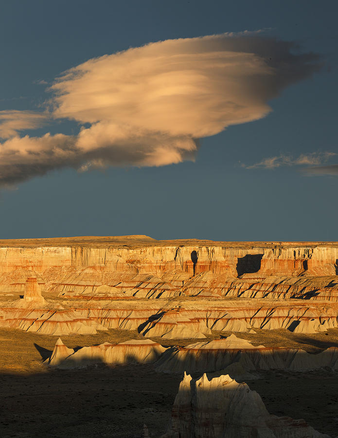 Adam Jones Photograph - Coal Mine Canyon Near Tuba City by Adam Jones