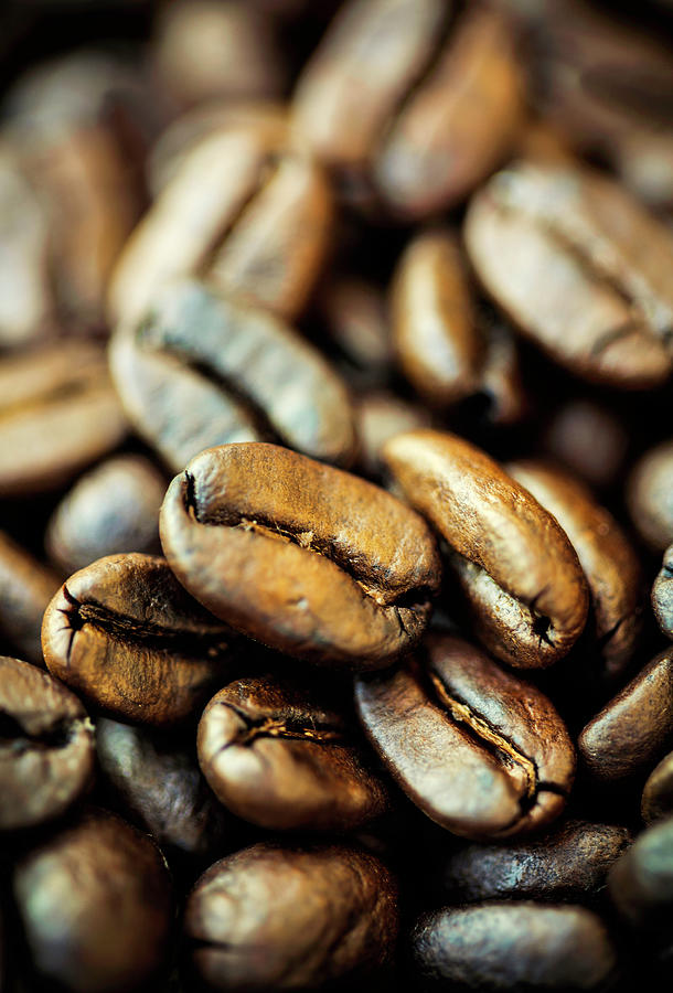 Coffee Beans Photograph by Chang