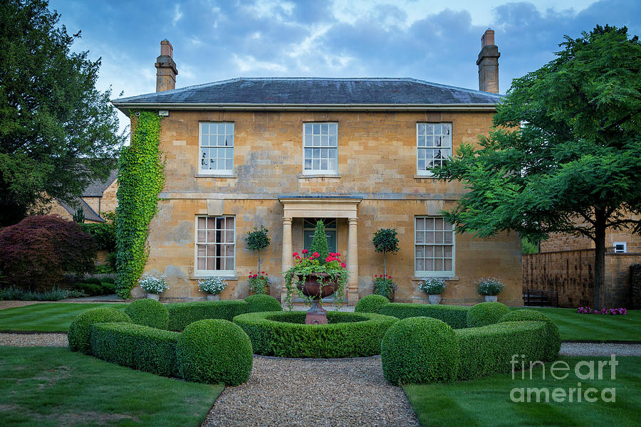Cotswolds Home Photograph