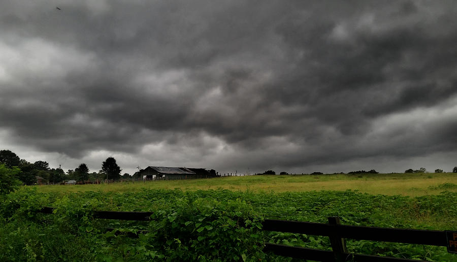 Country Storm Photograph