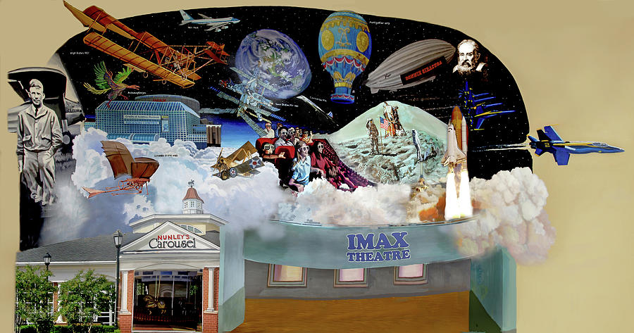 Cradle of Aviation Museum by Bonnie Siracusa