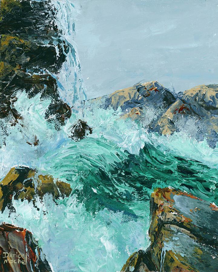 Dancing With Waves by Darice Machel McGuire