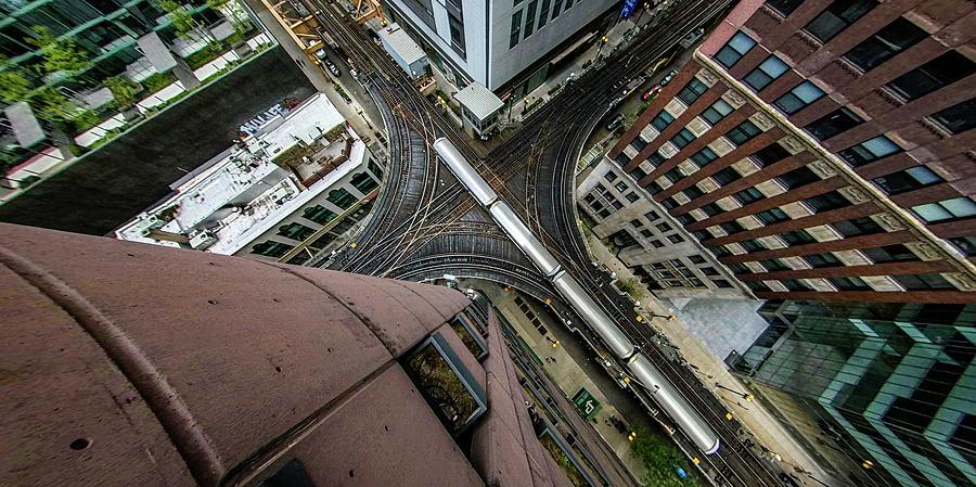 Crossroads by Randy Scherkenbach
