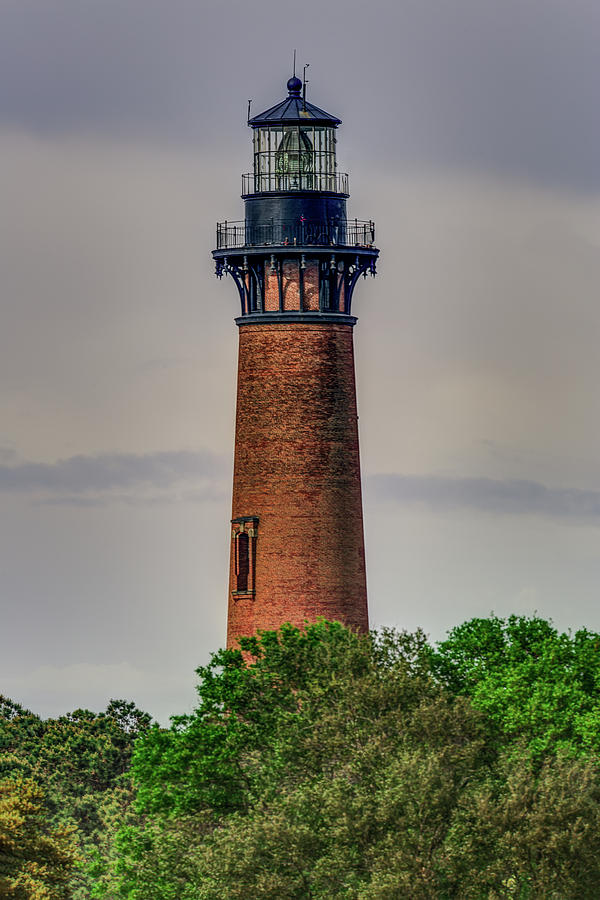 Currituck Beach Light Station by Pete Federico