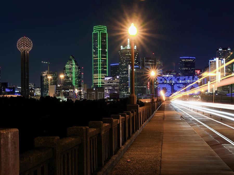 Dallas Skyline 071419 by Rospotte Photography