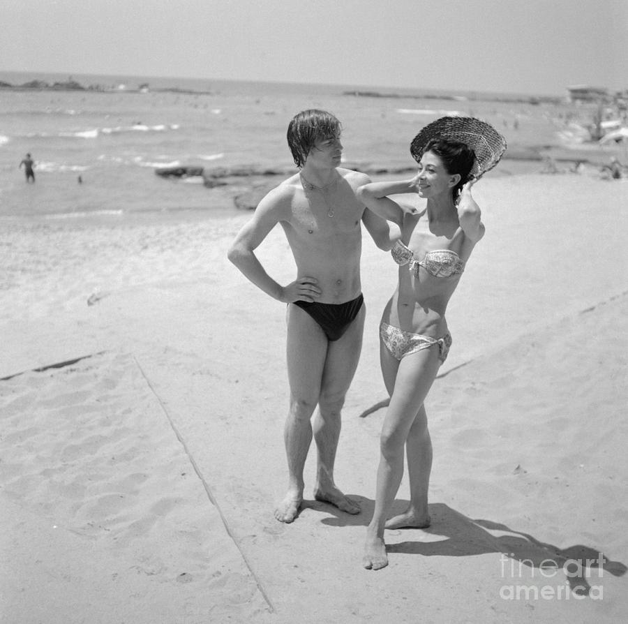 Dame Margot Fonteyn And Rudolf Nureyev Photograph by Bettmann