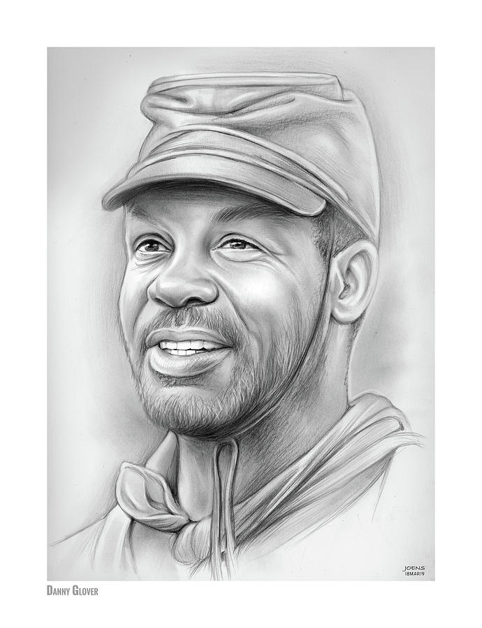 Danny Glover by Greg Joens