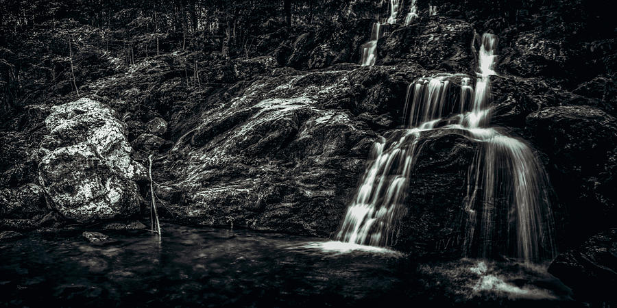 Dark Hollow Falls by Pete Federico