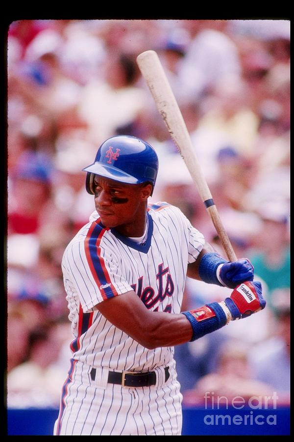 Darryl Strawberry 1 Photograph by Getty Images