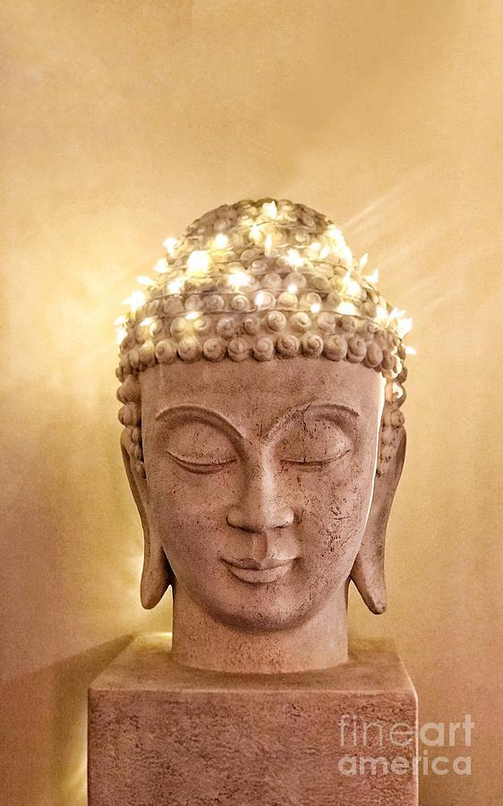 Dawn Buddha by LeeAnn Kendall