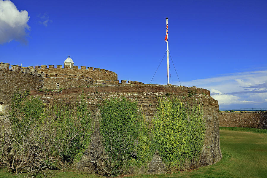 Deal Castle by Tony Murtagh