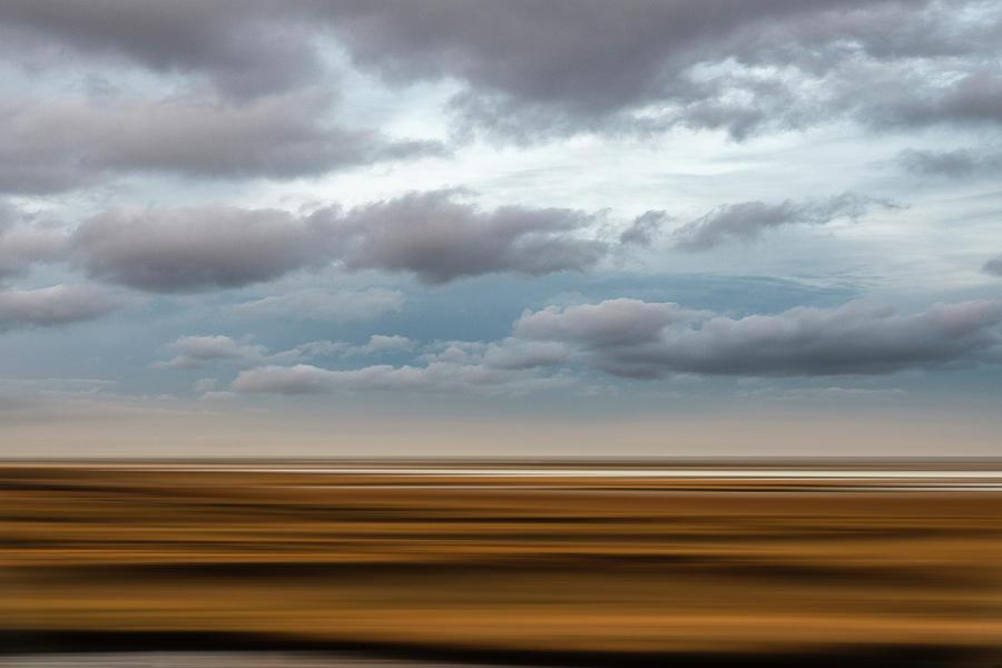 Departing Storm by John Whitmarsh