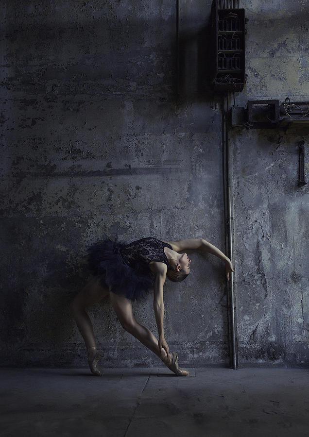 Ballet Photograph - Derelict Ballet by Ross Oscar