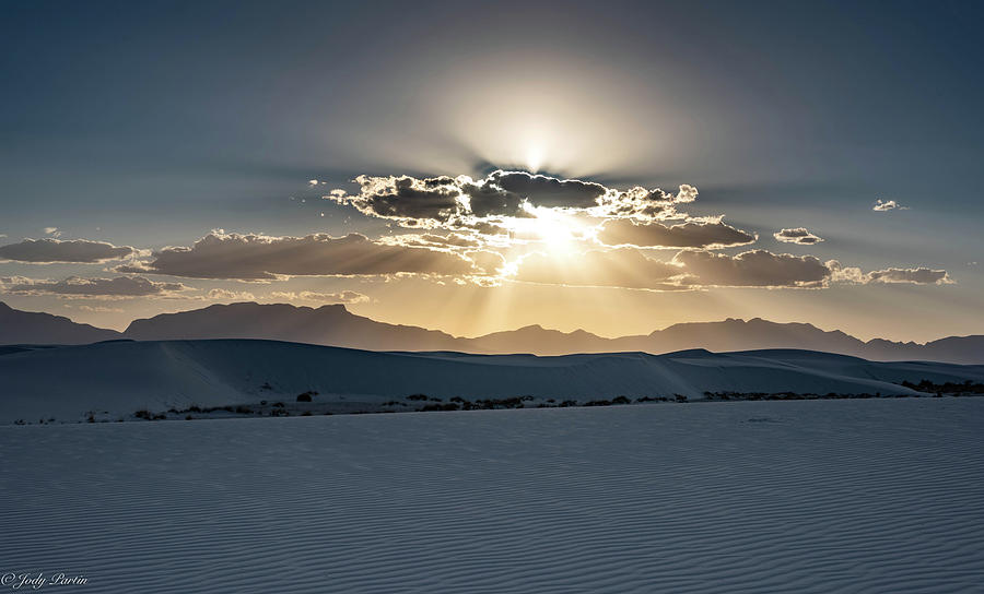 Desert Sunlight by Jody Partin