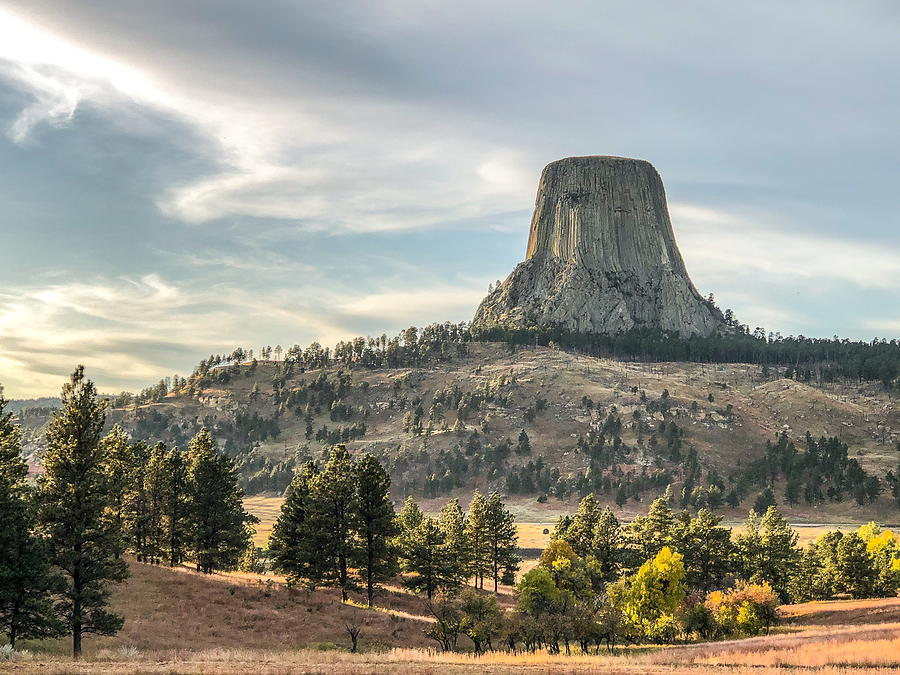 Devils Tower  by Kevin Schwalbe