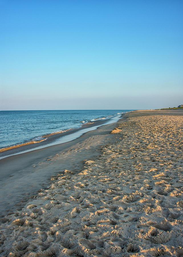 Dewey Beach Photograph - Dewey Beach - Delaware by Brendan Reals