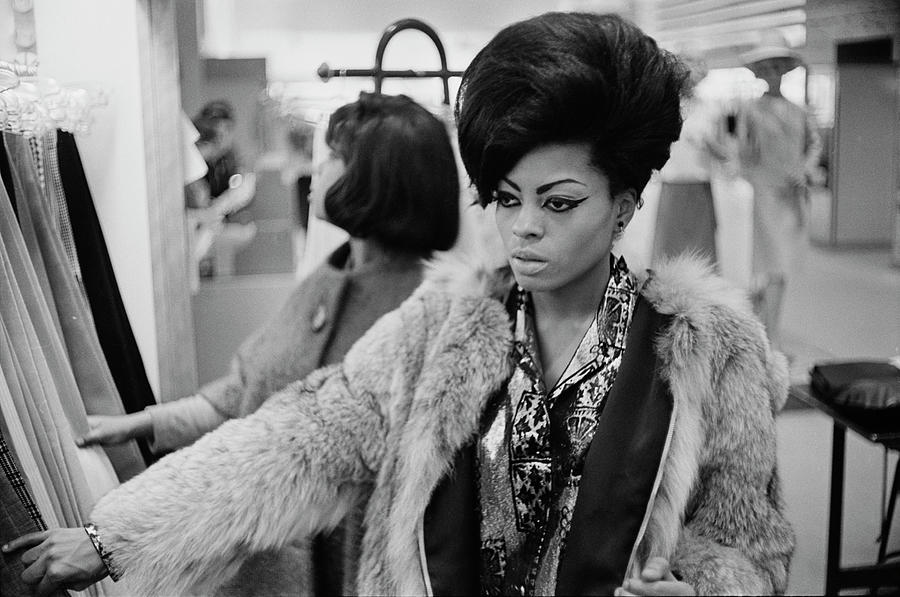 Diana Ross Photograph by Michael Ochs Archives