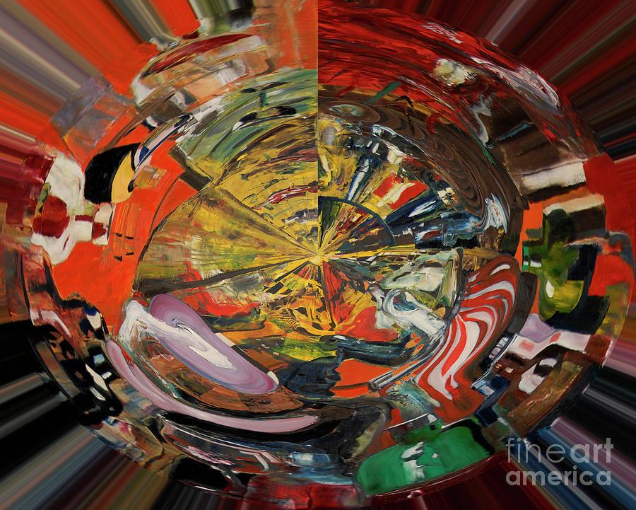 Digital Mind That Hot Tea by James Lavott