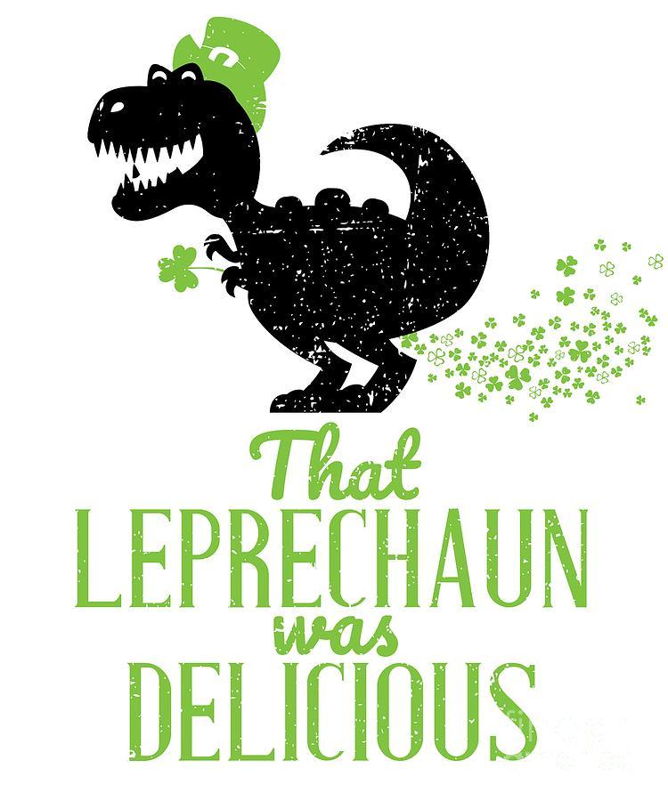 [1-dinosaur-ate-leprechaun-funny-st-patricks-studiometzger]