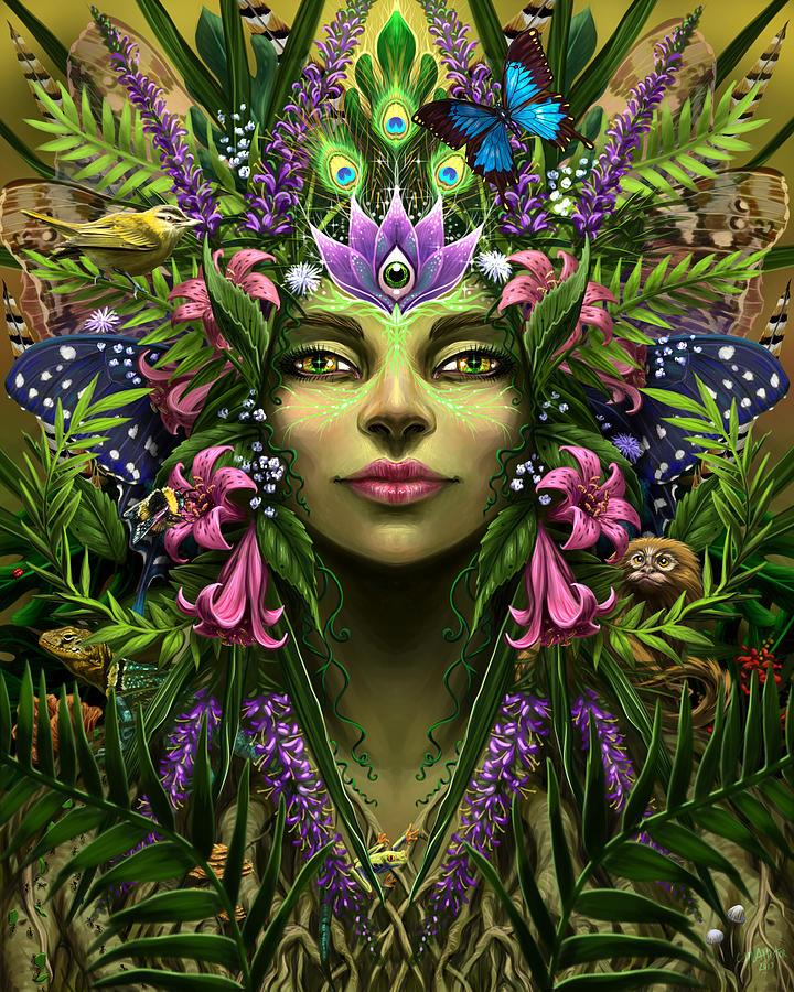 Divine Life by Cristina McAllister
