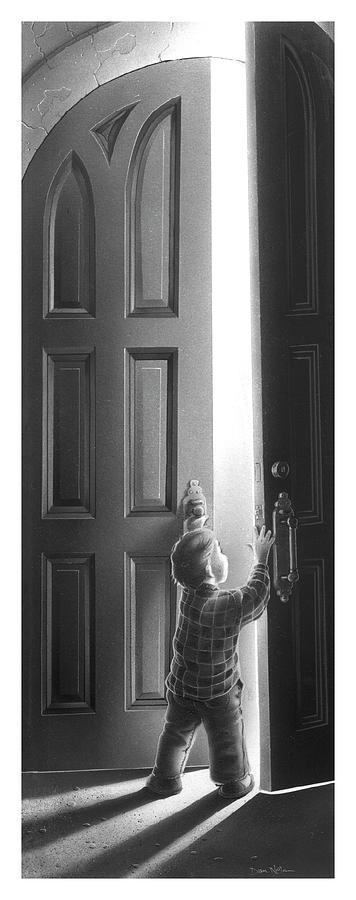 Door Wonder Drawing
