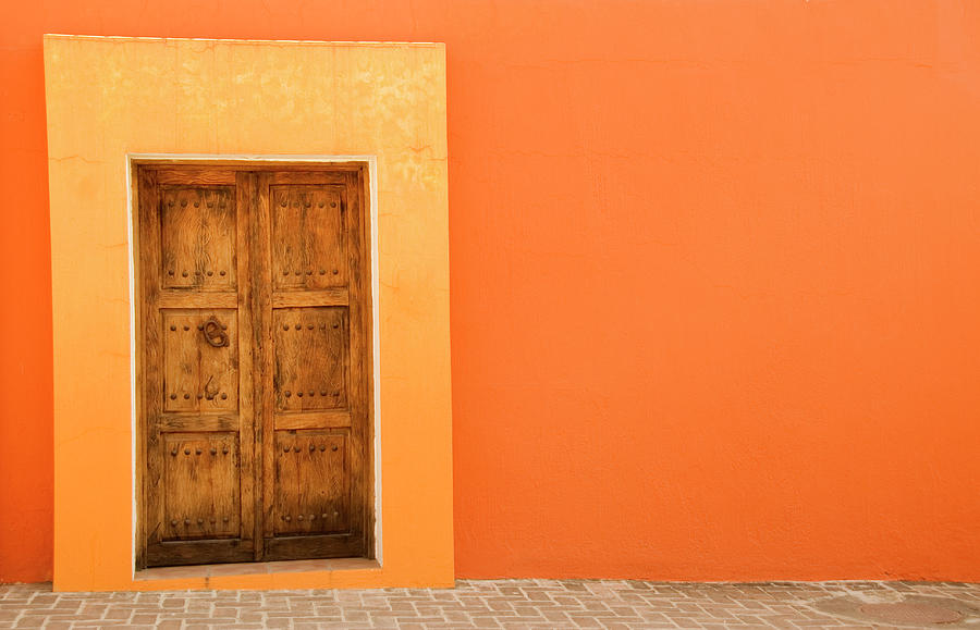 Doorway Photograph by Livingimages