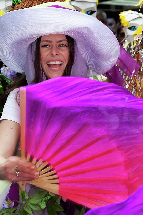 Easter Parade 4_21_2019 Nyc Female Dancer Photograph