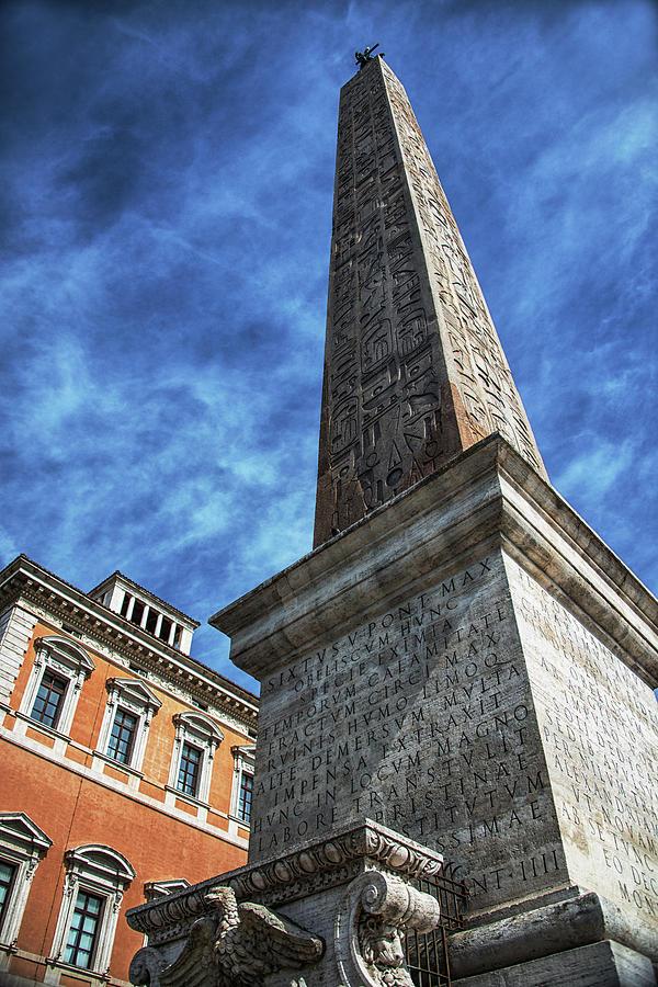 Archbasilica Of St. John Lateran Photograph - Egypt by Joseph Yarbrough
