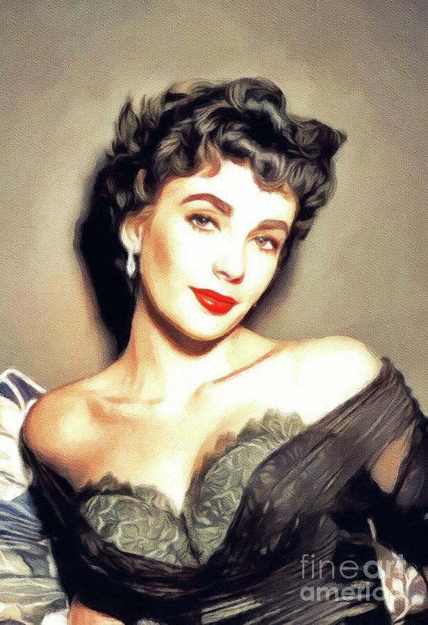 Elizabeth Taylor, Hollywood Legend by John Springfield