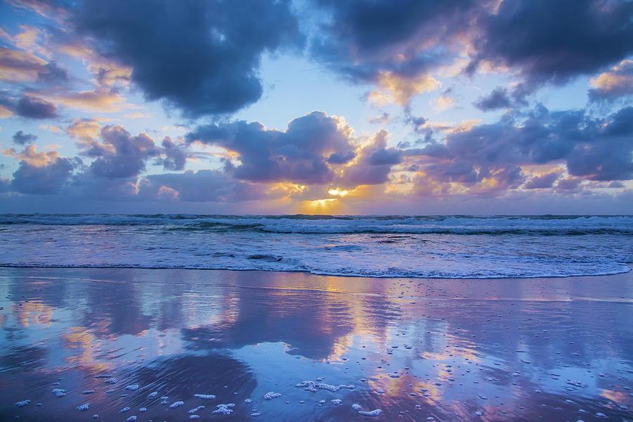 New Beginnings Photograph - Magical Morning by Az Jackson
