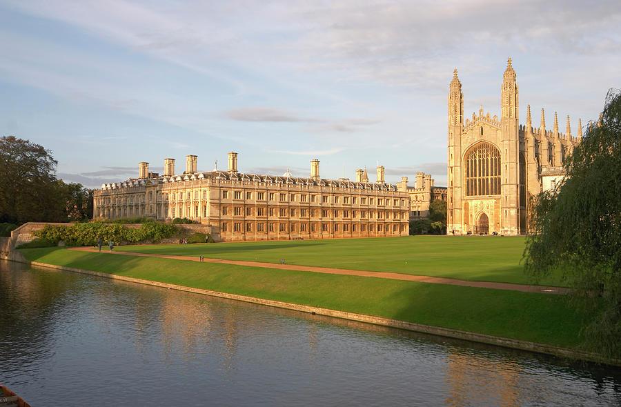 England, Cambridge, Cambridge Photograph by Andrew Holt
