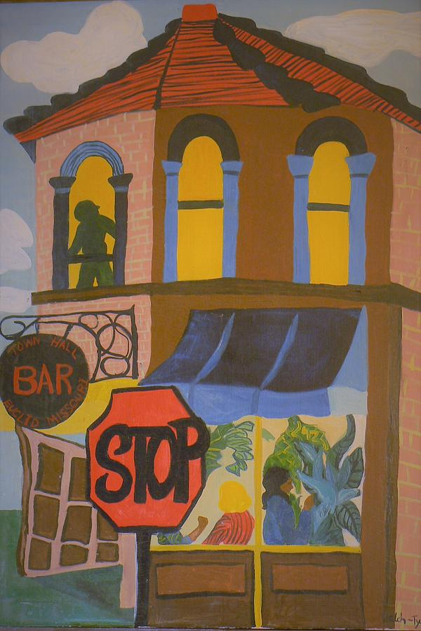 Euclid Bar by Delorys Tyson