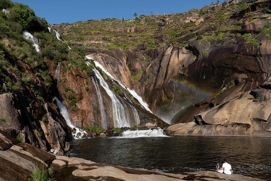 Ezaro waterfall by RicardMN Photography