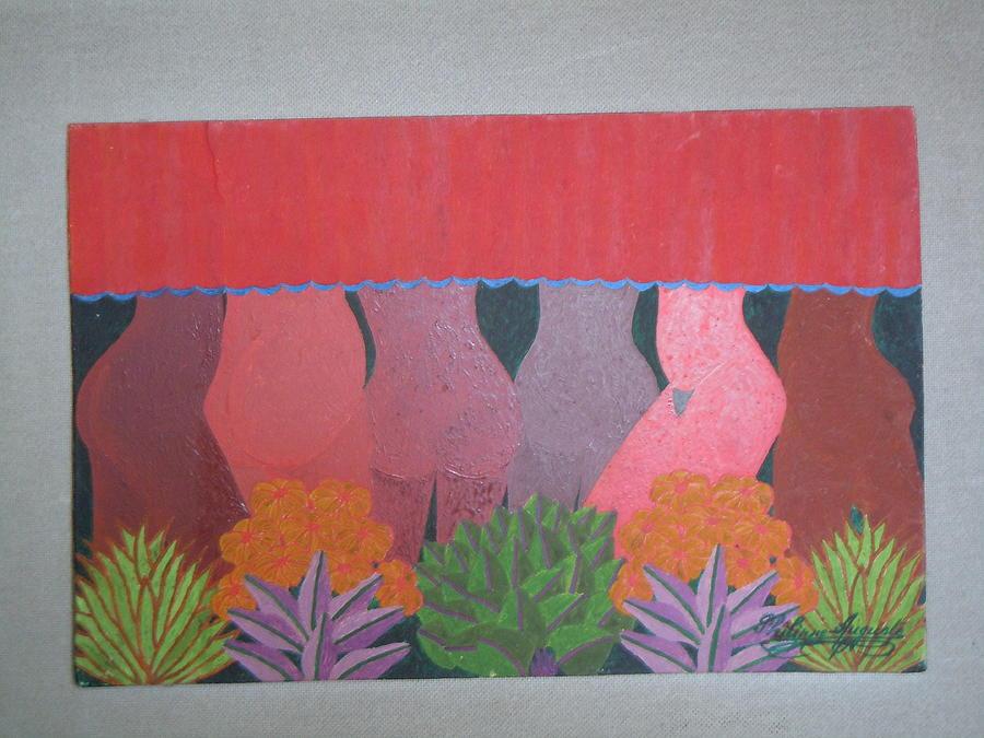 Fesses Au Choix Painting