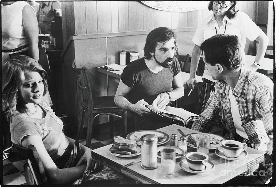 Filming Taxi Driver Photograph by Fred W. Mcdarrah