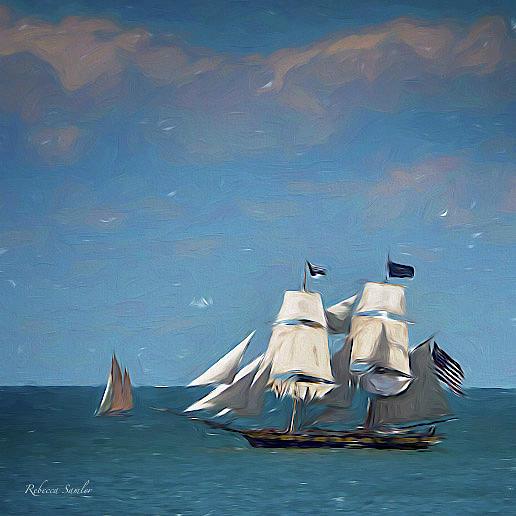 Flagship Niagara by Rebecca Samler