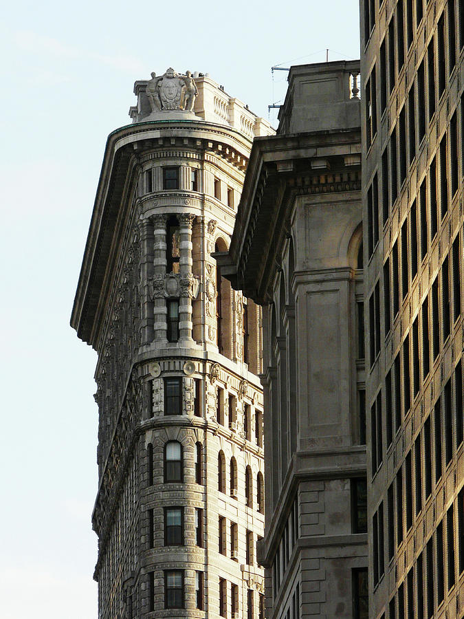 Flatiron Building In Nyc Photograph by Win-initiative