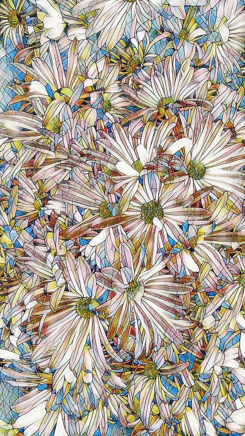 Floral art by Steven Wills