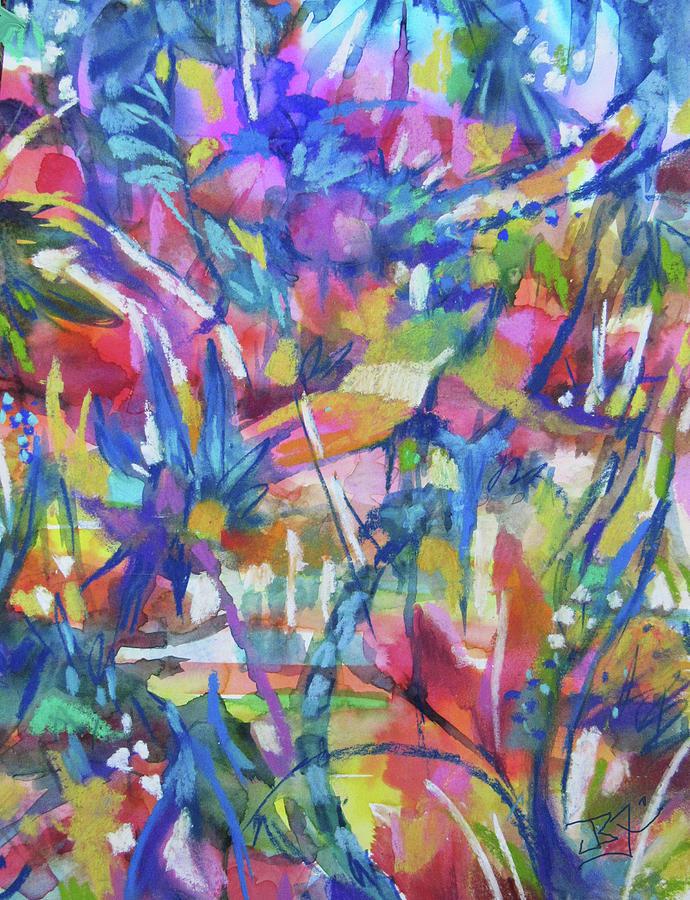 Flower Intensive by Jean Batzell Fitzgerald