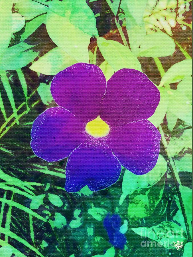 FLOWER221117 by Ron Labryzz