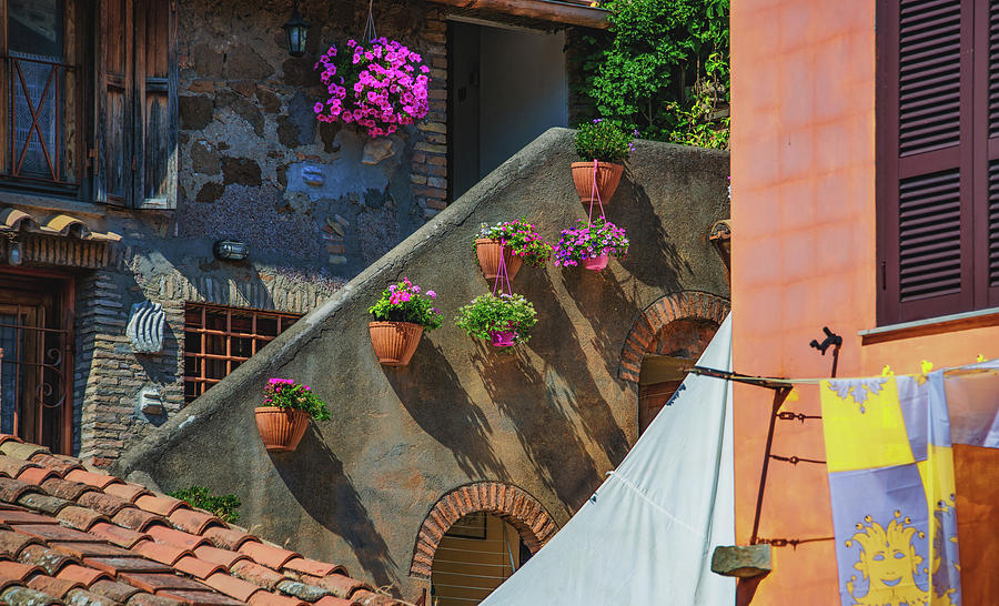 Italia Photograph - Flowering by Joseph Yarbrough