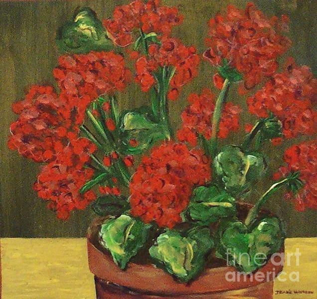 flowers by Jeanie Watson