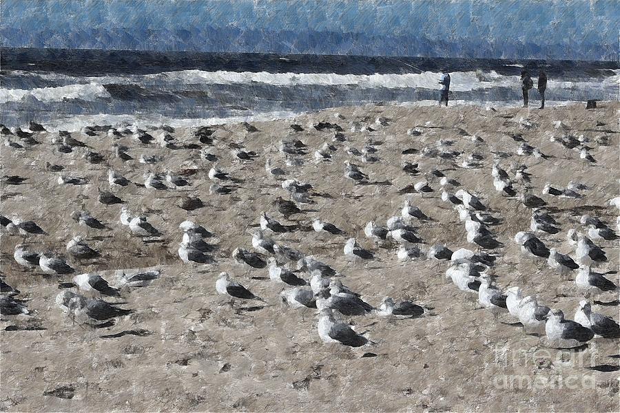 Birds Photograph - For The Birds by Katherine Erickson