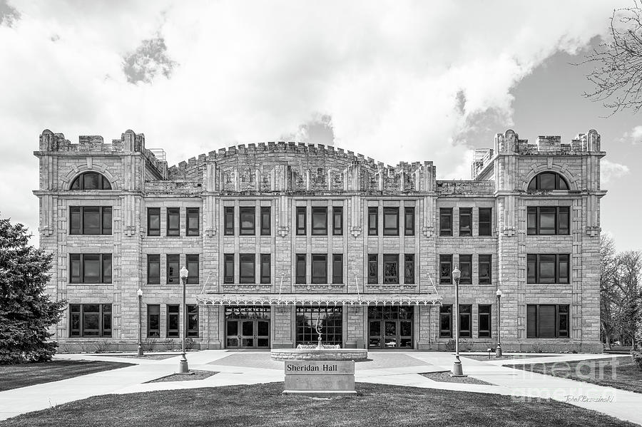 Fort Hays State University Sheridan Hall  by University Icons