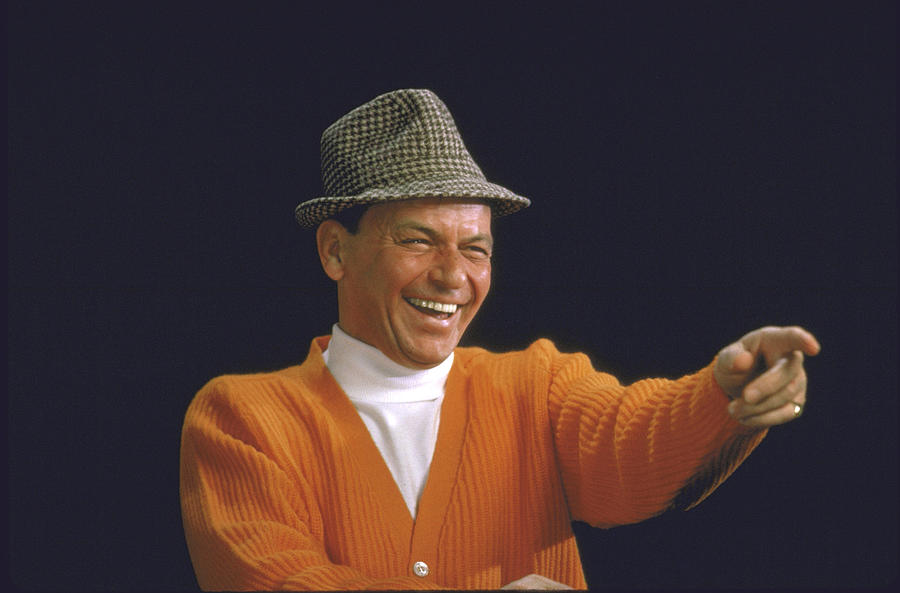 Frank Sinatra Photograph by John Dominis