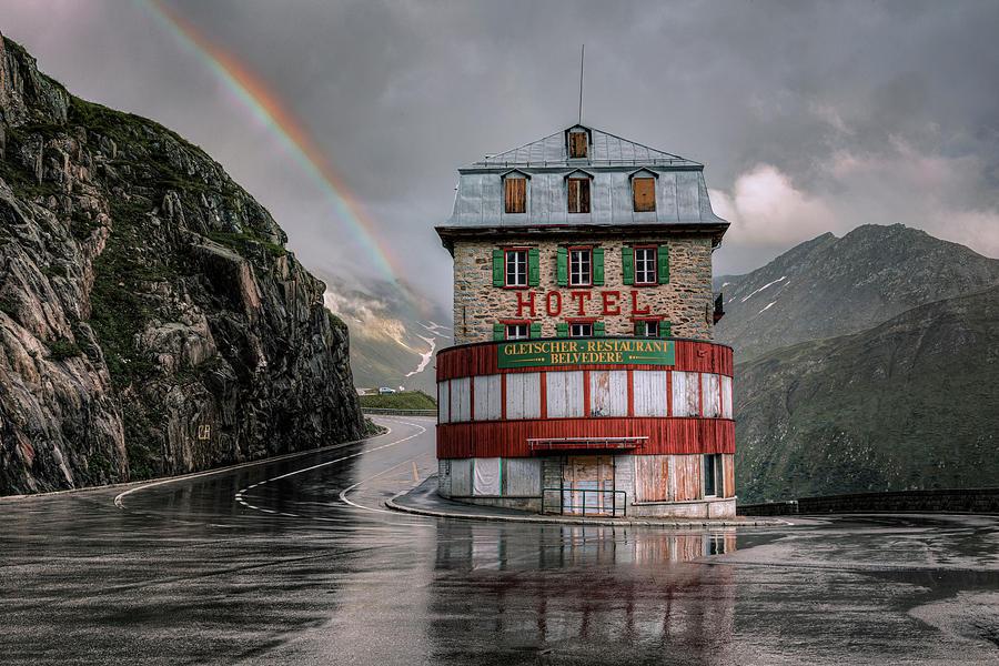 Furkapass - Switzerland by Joana Kruse